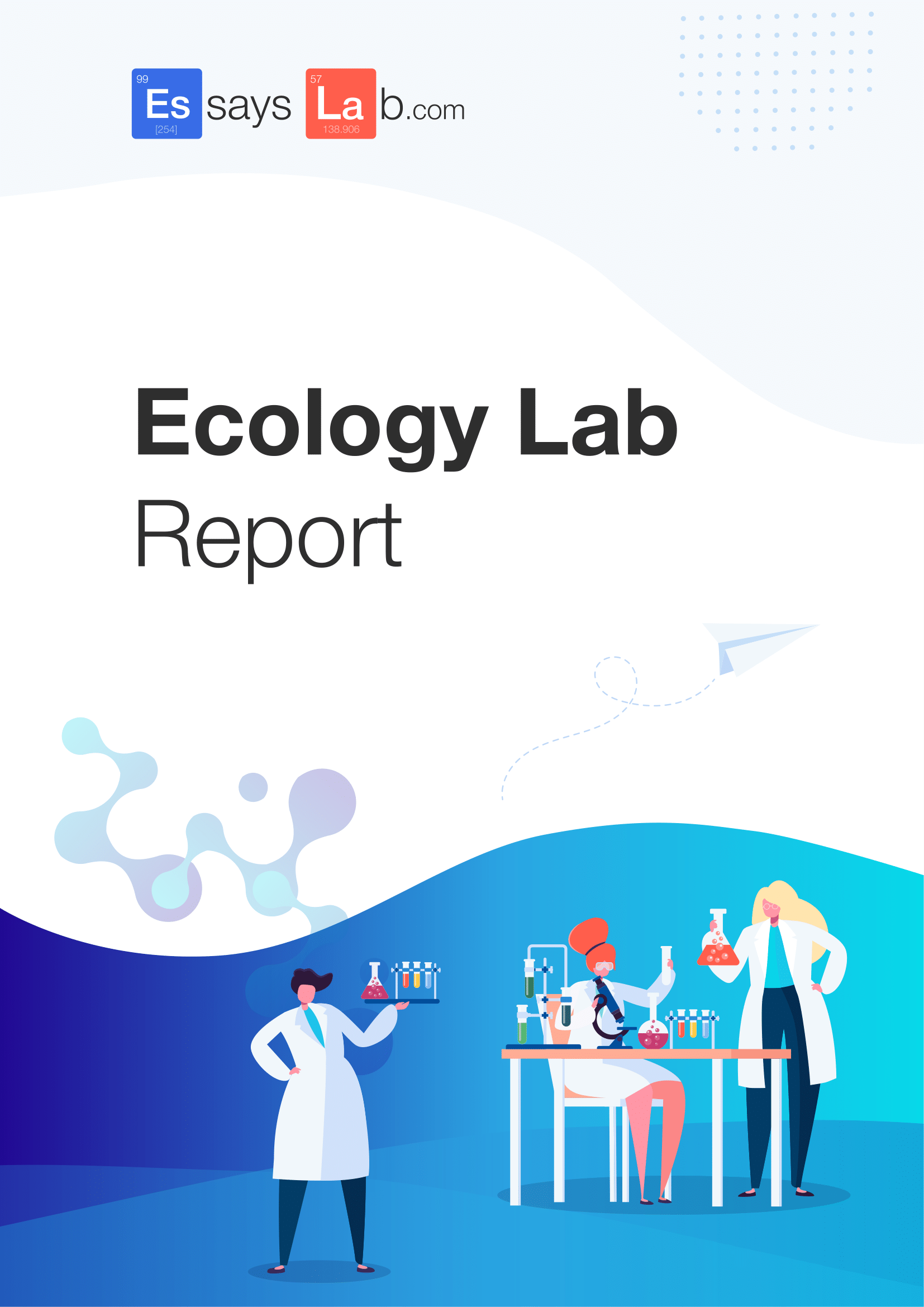 Ecology Lab Report 1